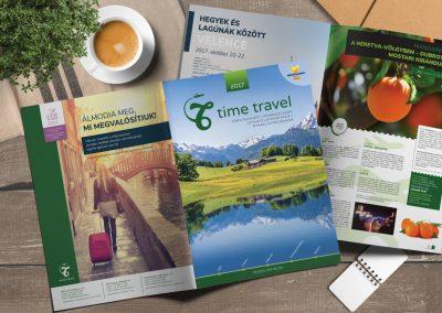 Time Travel katalógus