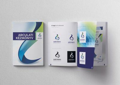 Széchenyi Projekt arculat