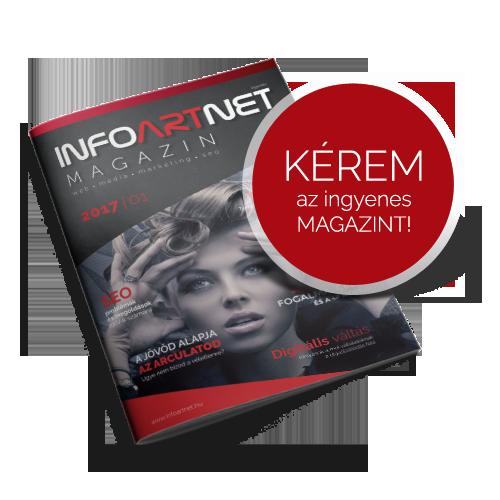 Kérem az Infoartnet magazint