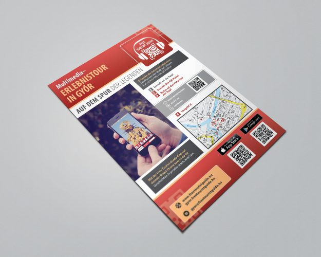 Free Tourist Guide plakát