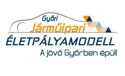 Győri Járműipari Életpályamodell logó