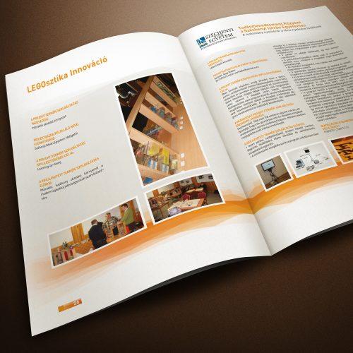 Innovációs kiállítás és találmányi vásár kiadvány