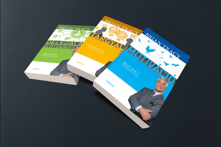 Brian Tracy könyvei