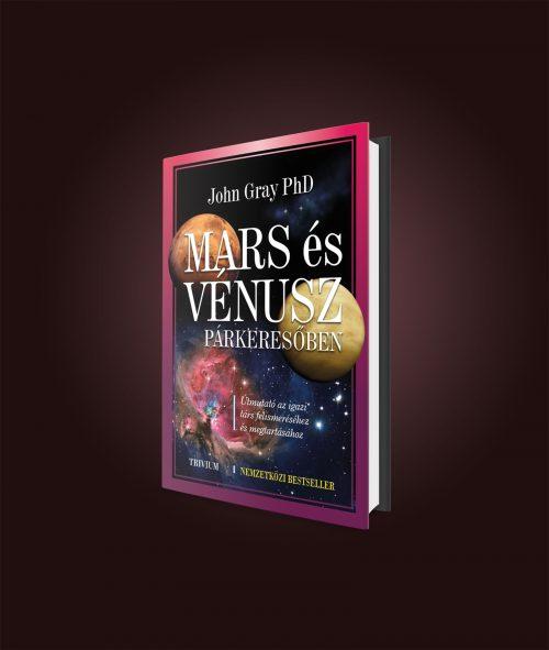 Mars és Vénusz párkeresőben könyv