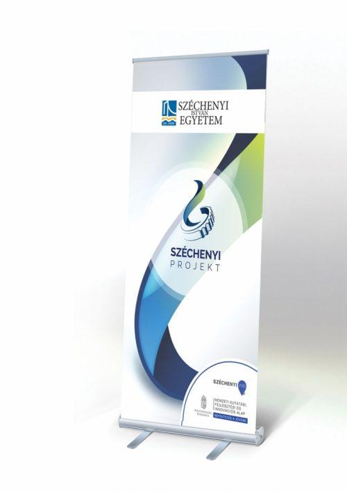 Széchenyi Projekt rollup
