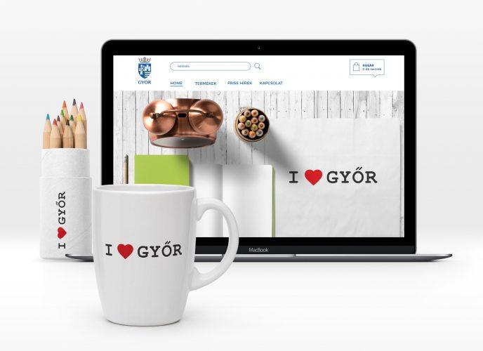 Győr webshop