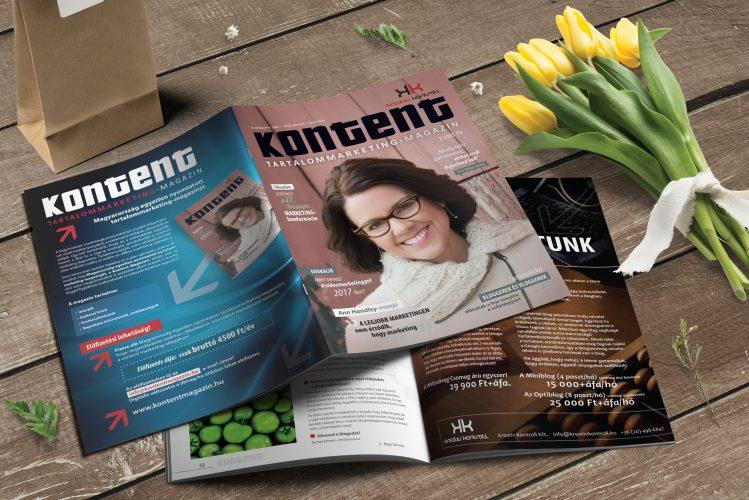 Kontetn magazin