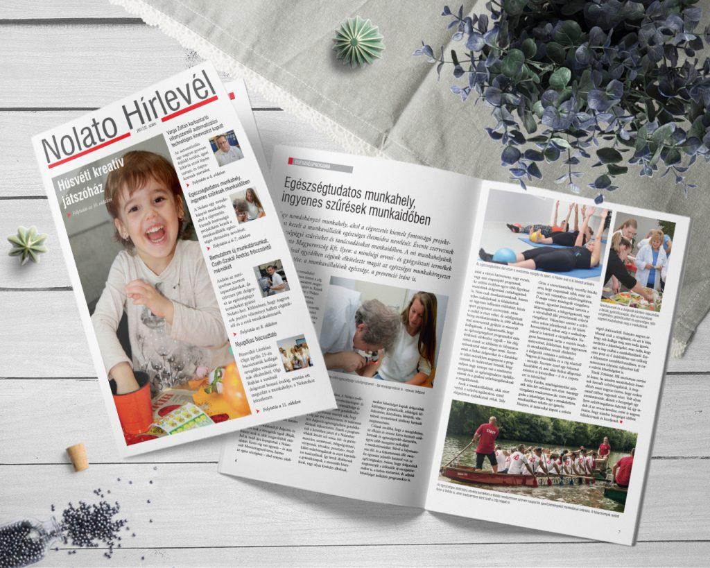 Nolato Magazin