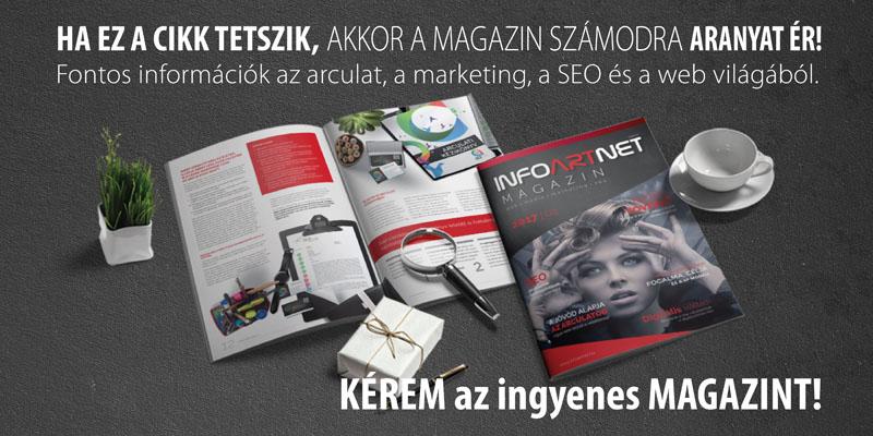 Infoartnet Magazin banner