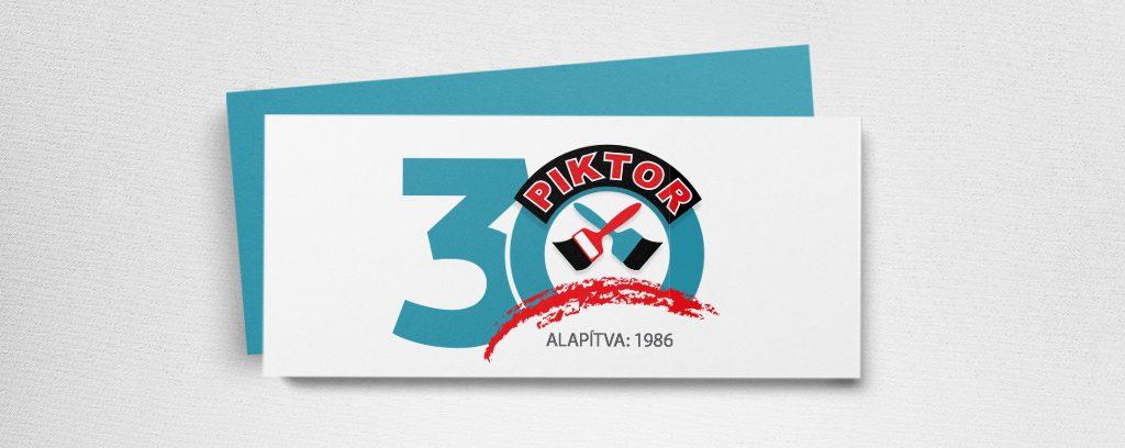 Piktor logó