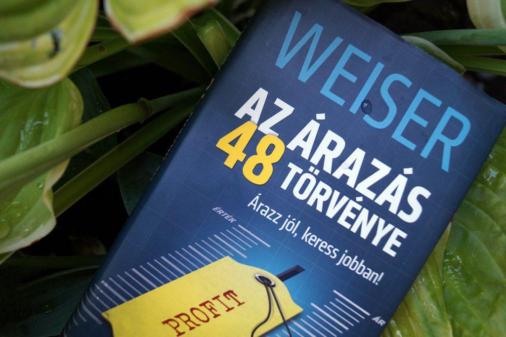Weiser-István-Az-árazás-48-törvénye-könyv