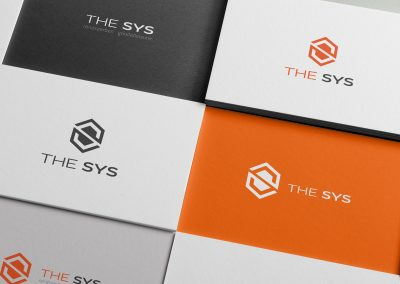 The Sys logók