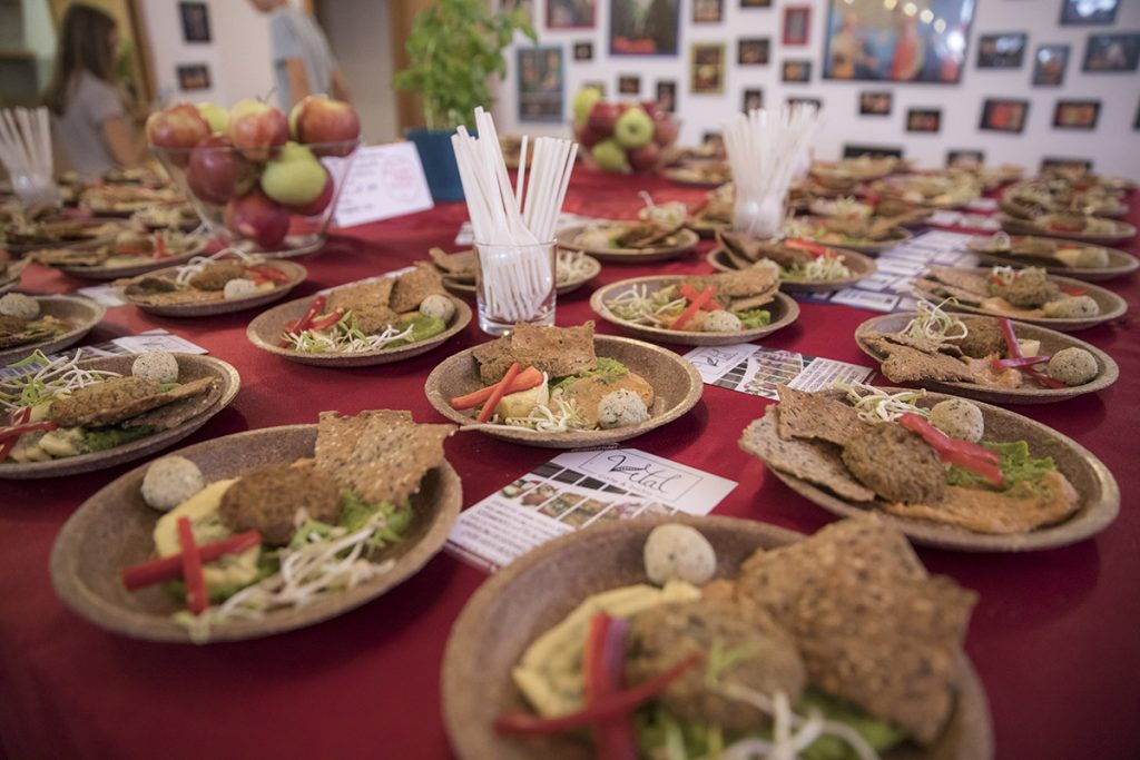 A TEDxGyőr catering