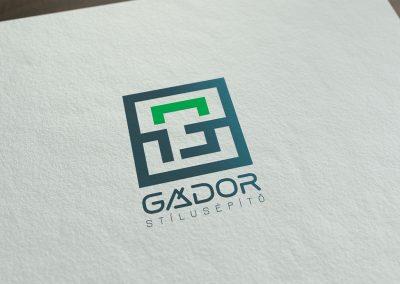 Gádor Kft. logó