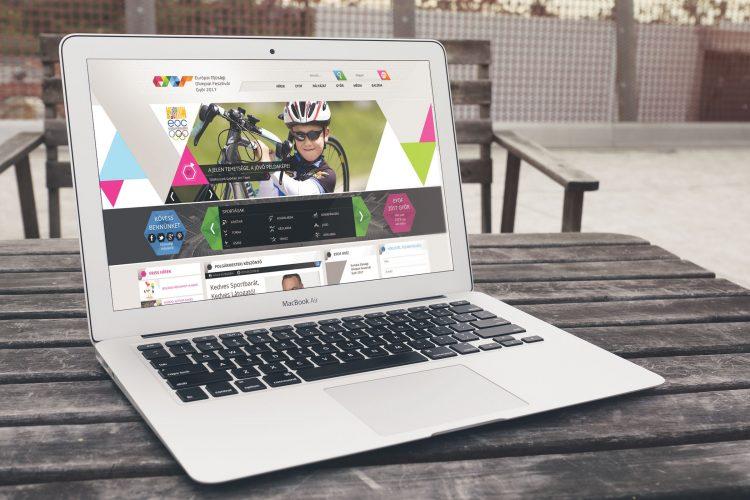 EYOF weboldal