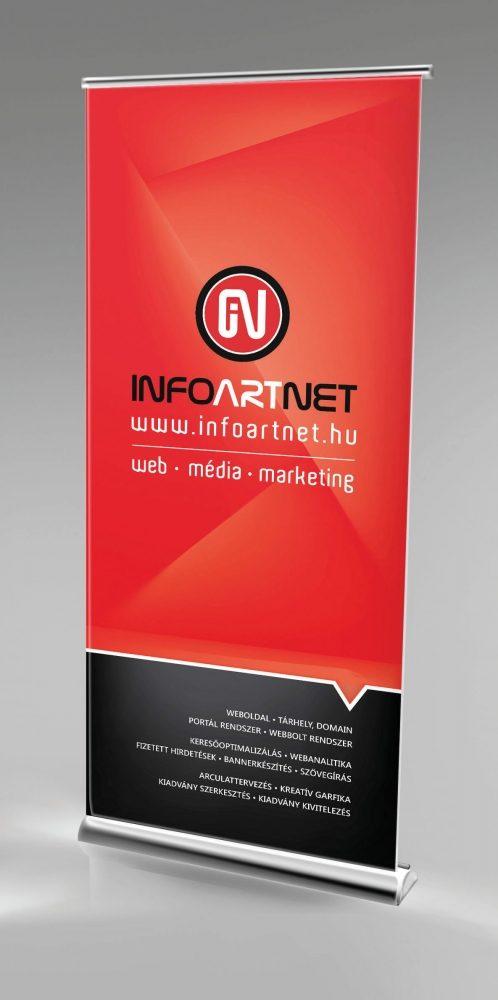 Infoartnet rollup