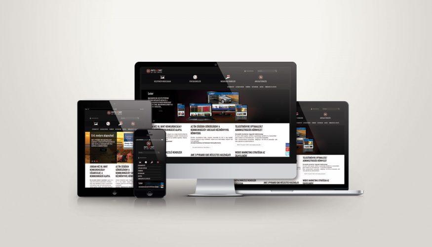 Infoartnet webdesign