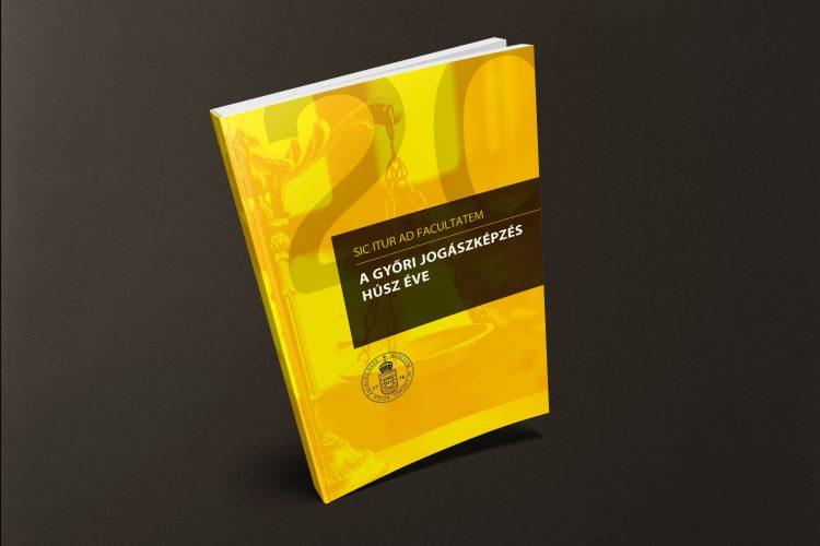 A győri jogászképzés húsz éve