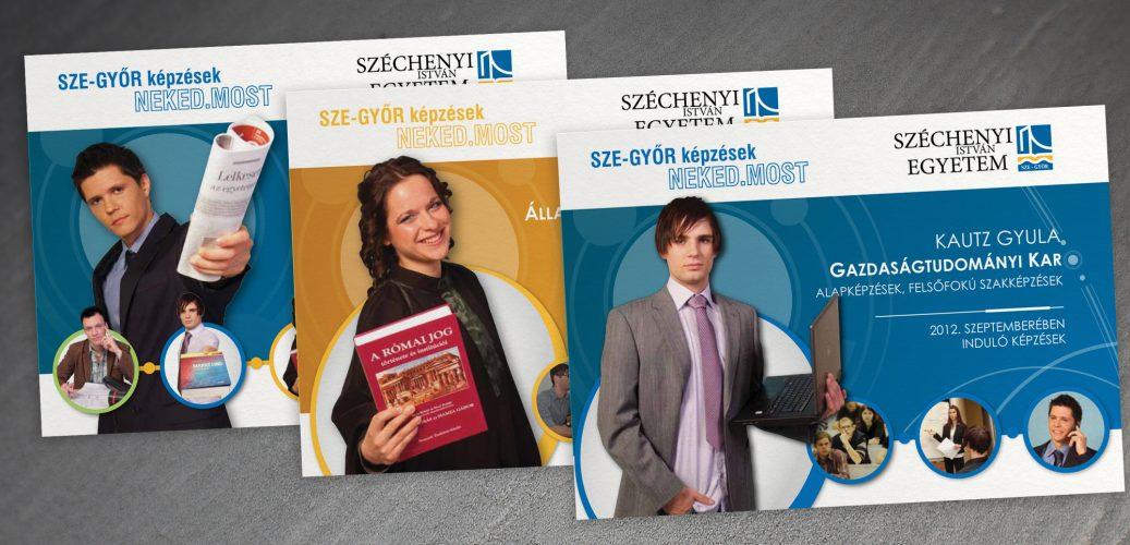 Széchenyi István Egyetem hivatalos kiadványai
