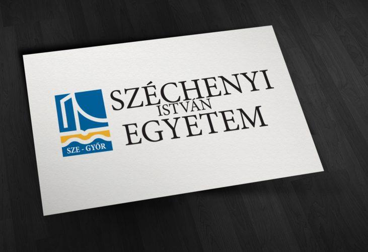 Széchenyi István Egyetem logó