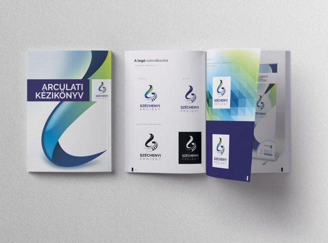 Széchenyi Projekt arculati kézikönyv
