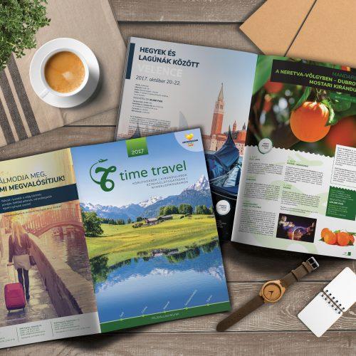 Timetaravel utazási katalógus