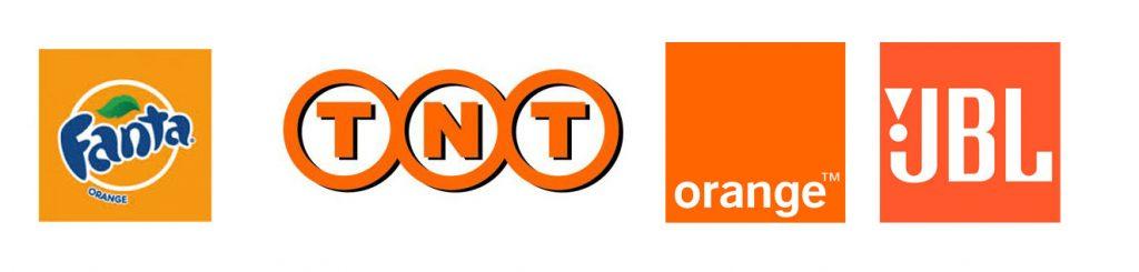 Fanta, TNT, Orange, JBL,