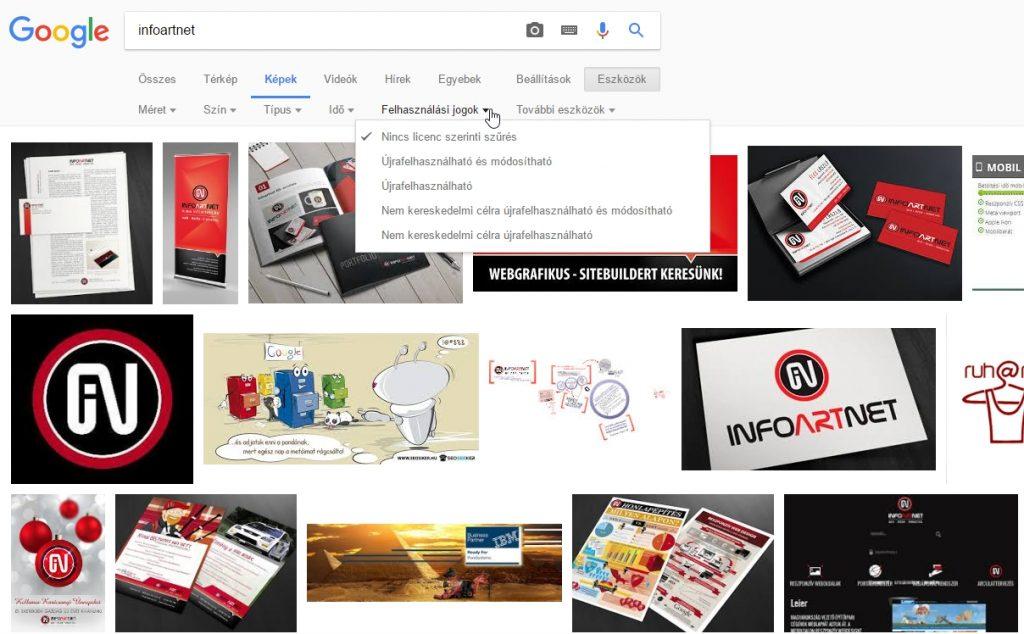 A google képkeresője
