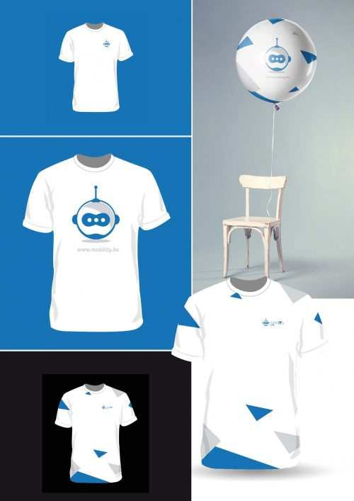 MobilIT Brand board póló és lufi