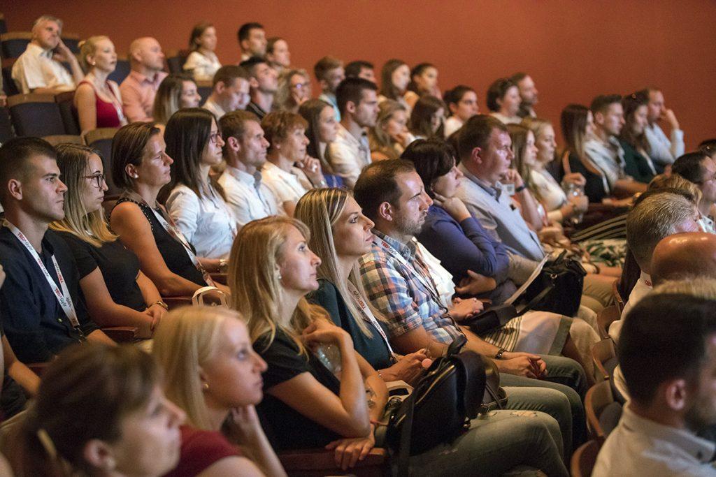 A TEDxGyőr látogatói