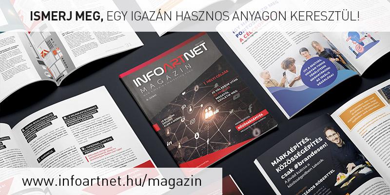 Infoartnet Magazin banner 2019